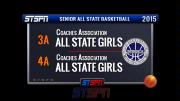 3A vs 4A Senior All State Girls Basketball