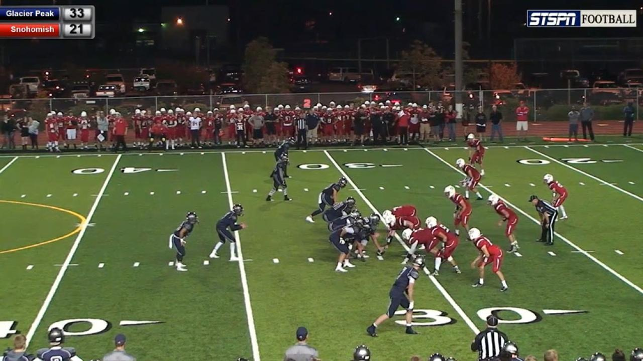 Glacier Peak vs Snohomish Scoring Highlights