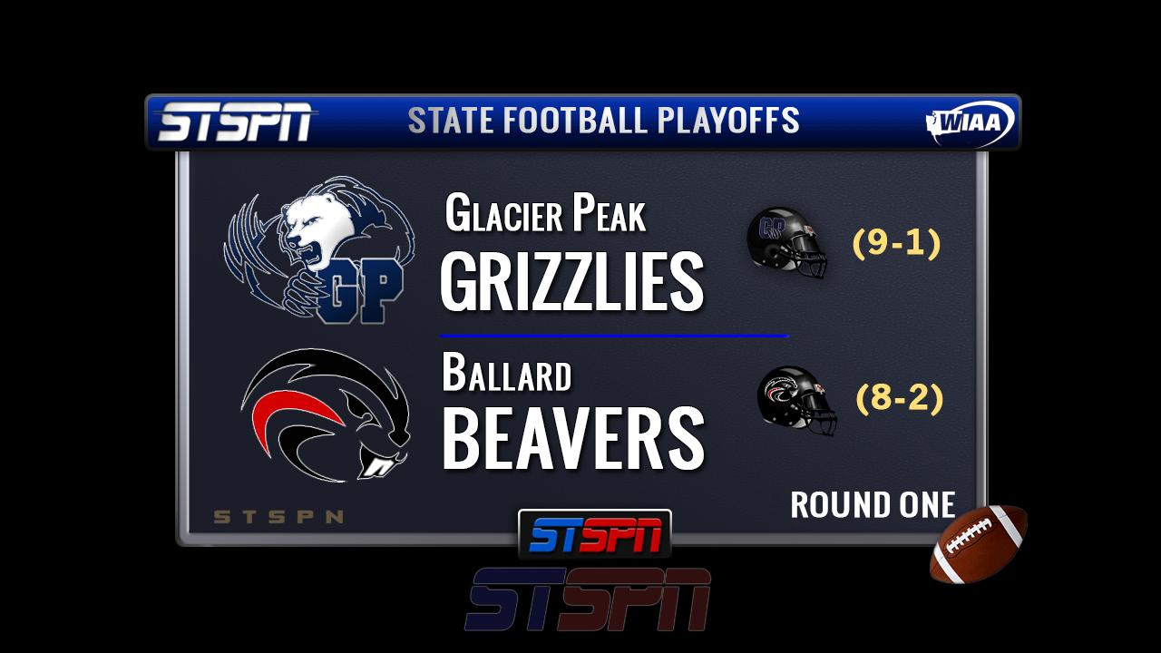 Ballard at Glacier Peak State Football
