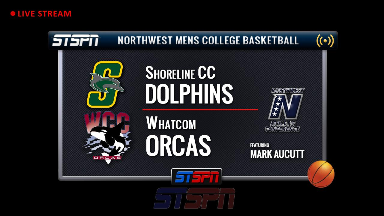 Shoreline CC (WA) Whatcom CC (WA) Mens Basketball