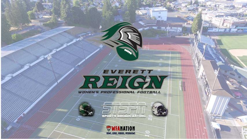Everett Reign Portland Shockwave Football