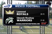 Edmonds-Woodway vs. Lynnwood Football