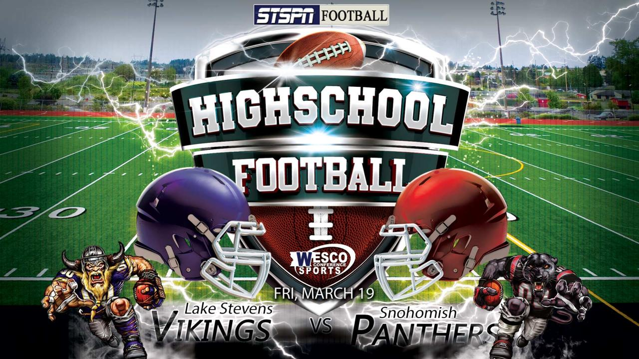 Snohomish Panthers vs Lake Stevens Vikings