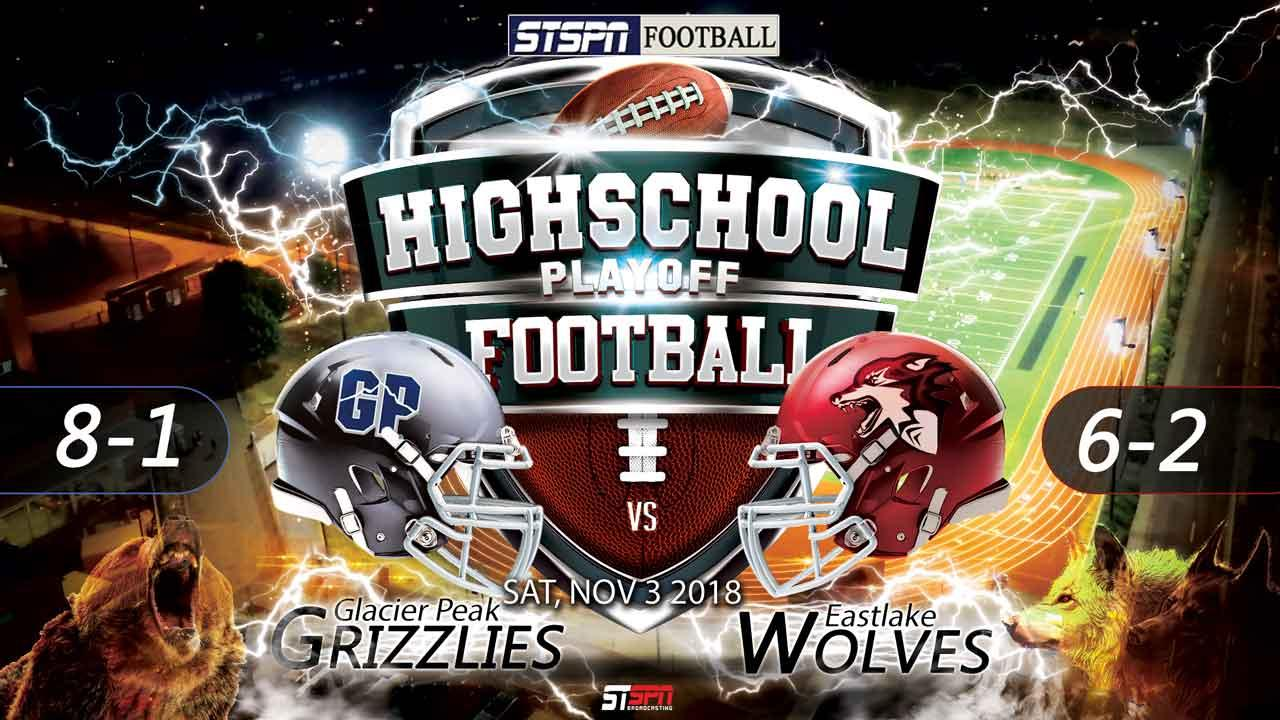 PLAYOFF FOOTBALL: Wolves at Grizzlies