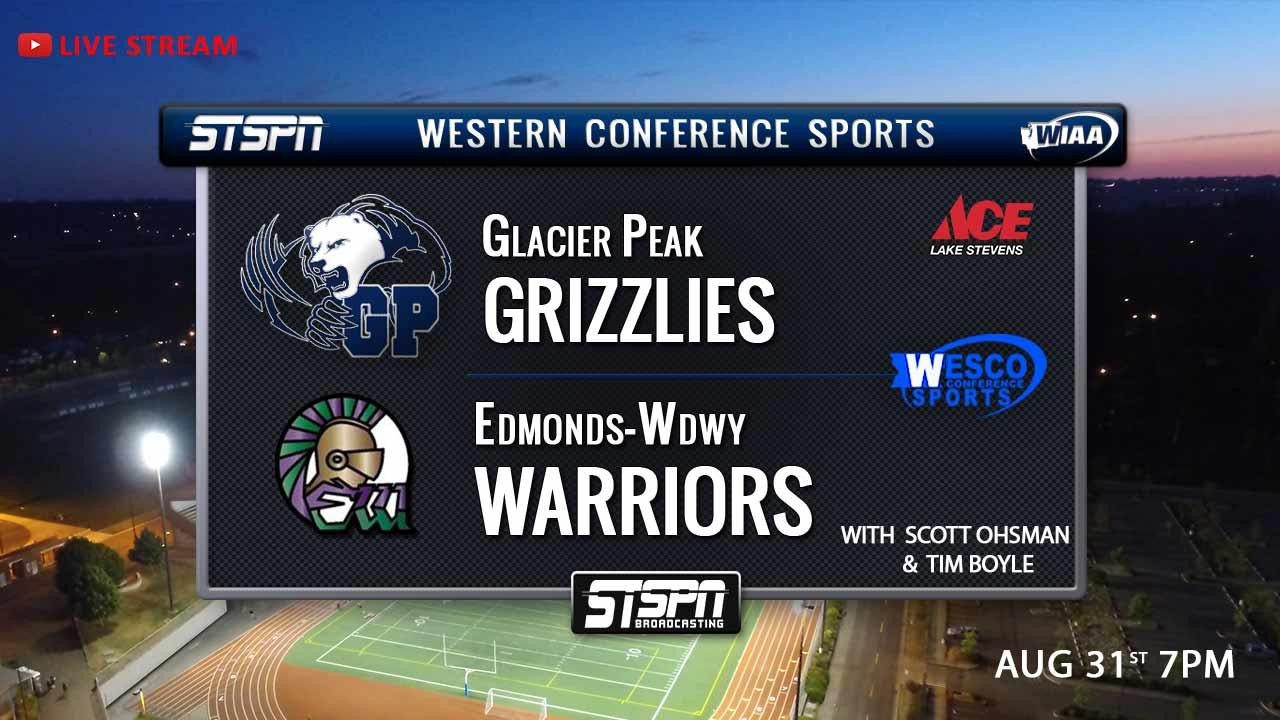 FOOTBALL: Warriors at Grizzlies