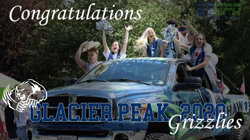 Glacier Peak Senior Celebration Parade