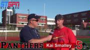 Panthers Kai Smalley
