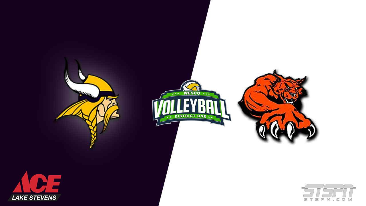 VOLLEYBALL: Vikings at Bearcats