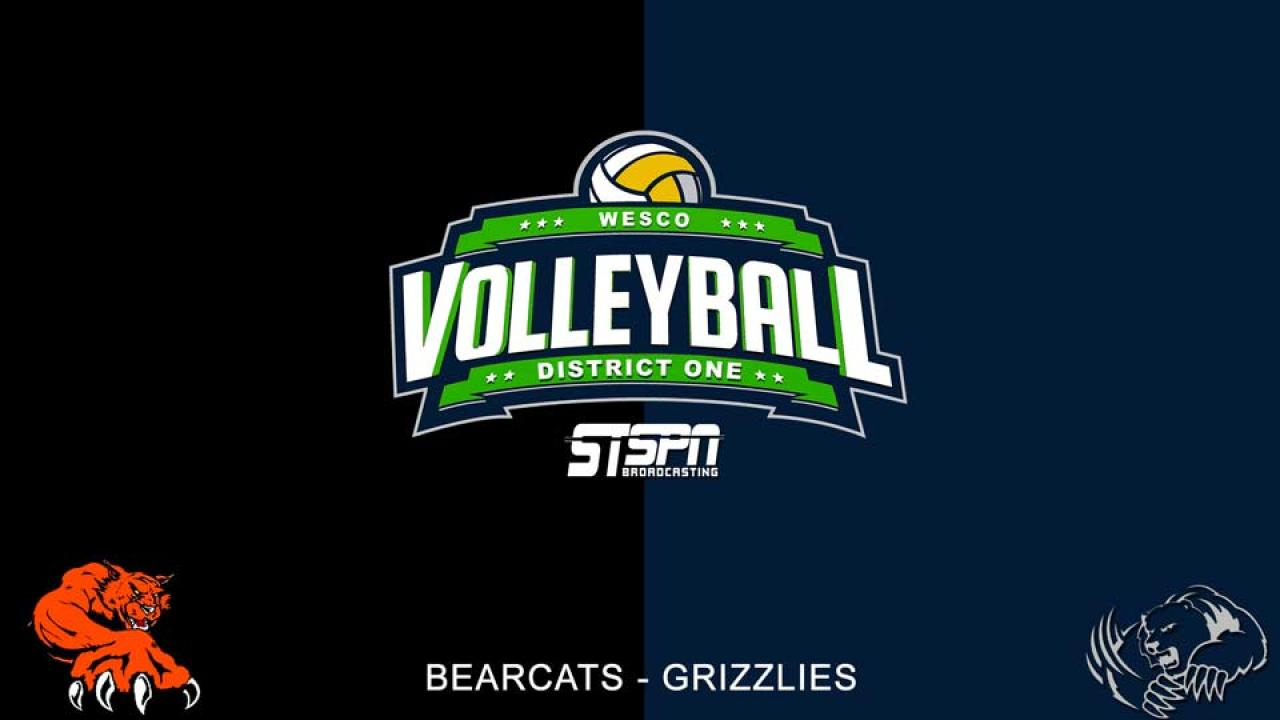 Grizzlies vs Bearcats Volleyball