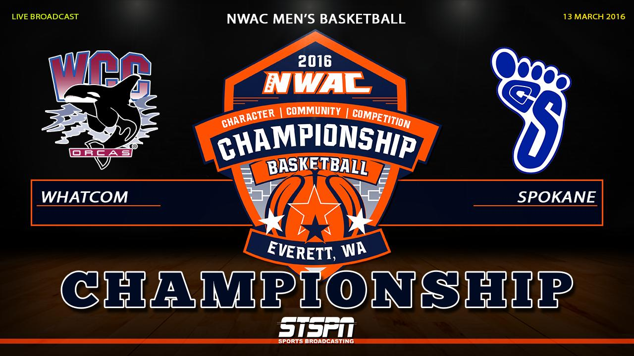 NWAC Men's College Basketball Championship