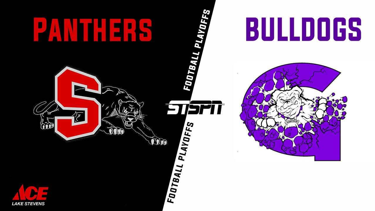 PLAYOFF FOOTBALL: Bulldogs at Panthers
