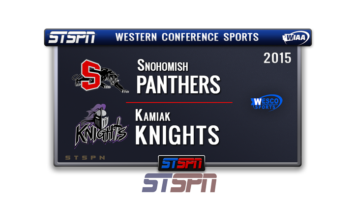 Snohomish Panthers vs Kamiak Knights Football