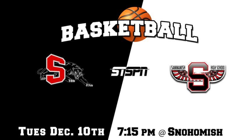 Sammamish at Snohomish Basketball