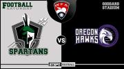 Oregon Hawks at Seattle Spartans