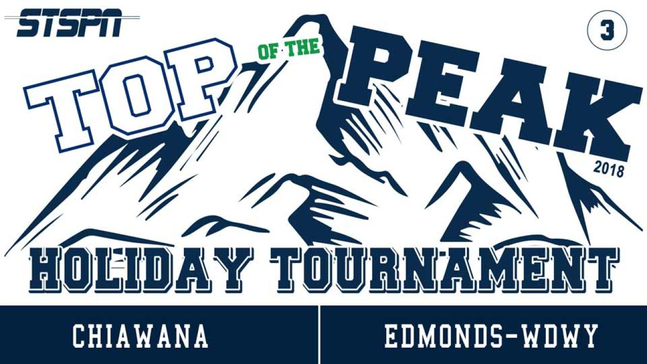Eds-Wdwy - Chiawana - Holiday Tournament
