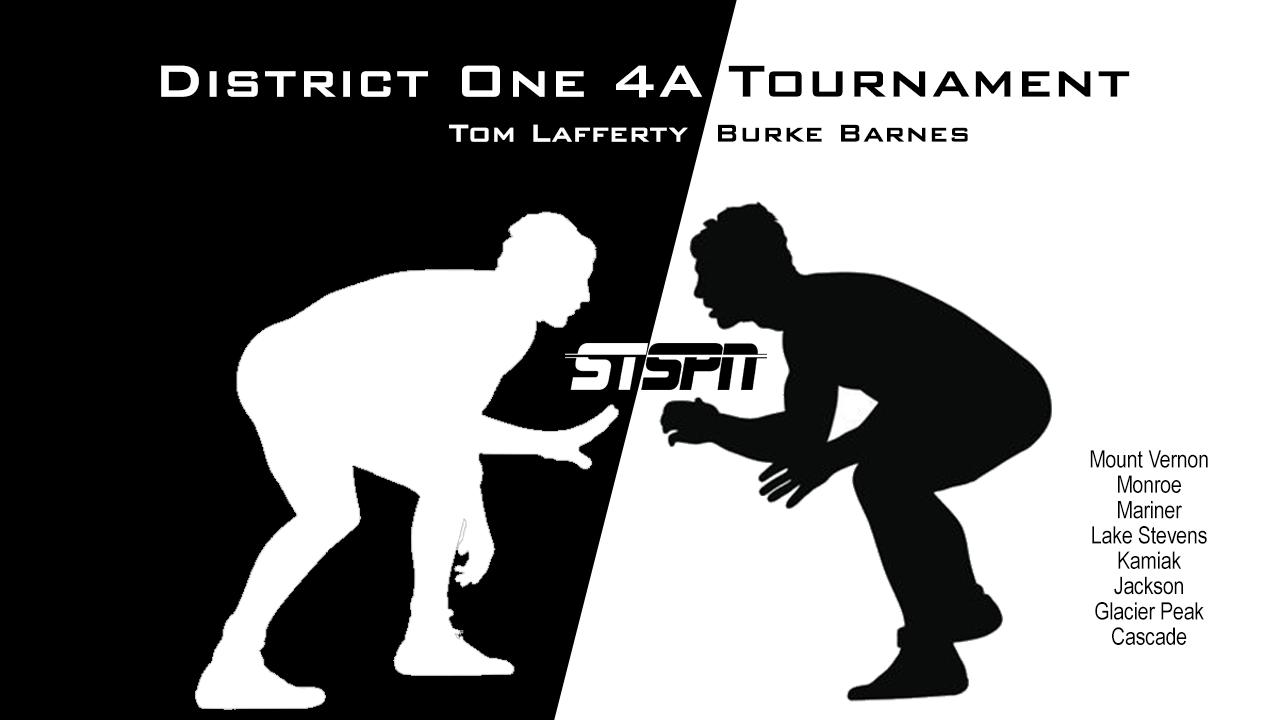 District One 4A Wrestling